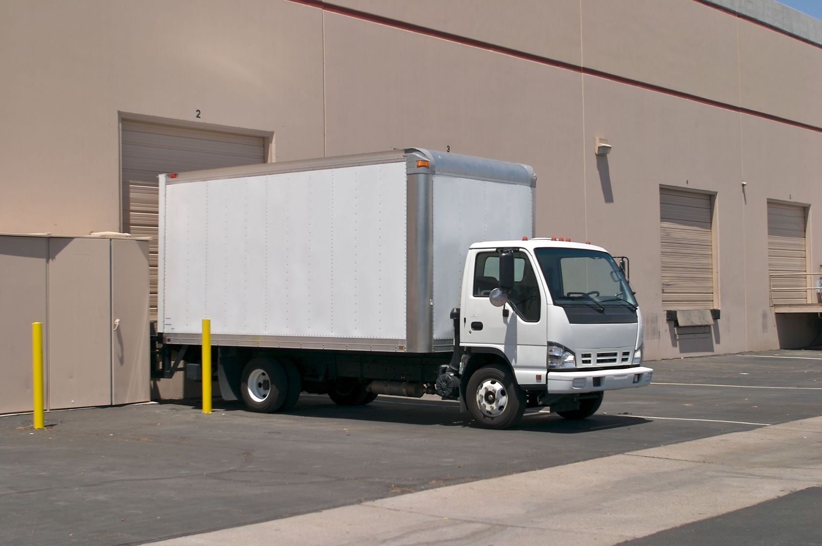 Rancho Mirage Box Truck Insurance